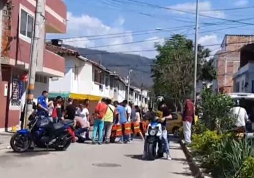 Emergencias en San Gil por accidentes de tránsito