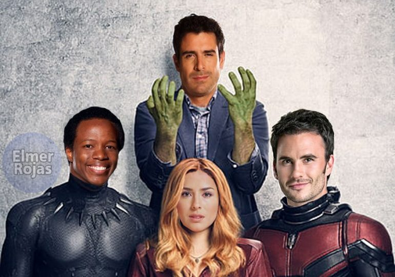 The Avengers colombianos
