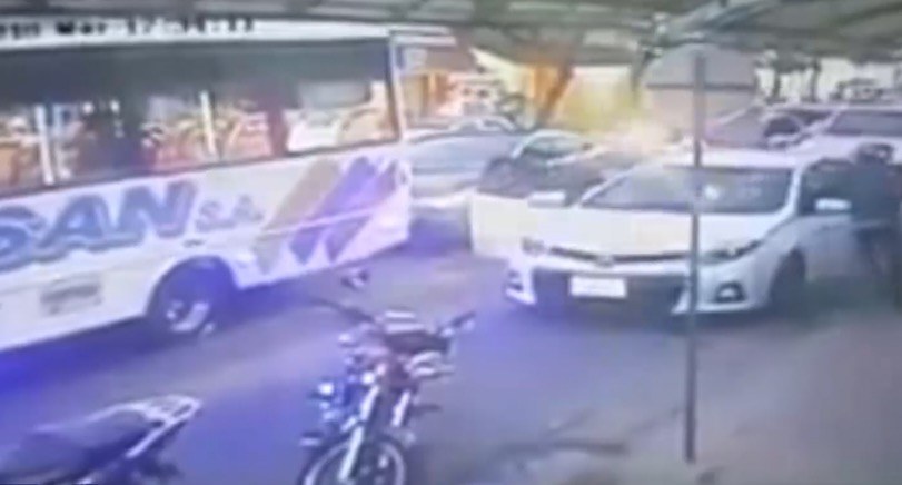 En videos quedaron registrados intentos de hurto en Cúcuta